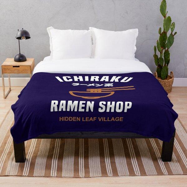 Ichiraku Ramen Throw Blanket
