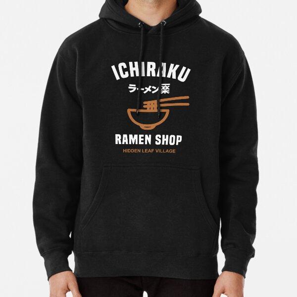 Ichiraku Ramen Sweat à capuche épais