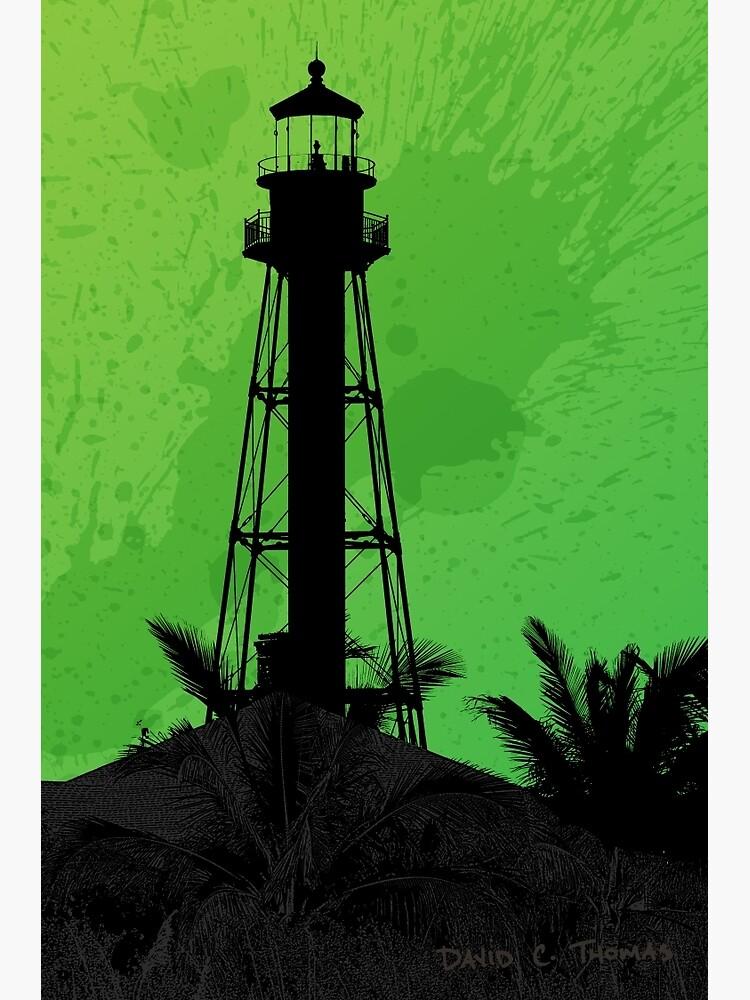 Sanibel Lighthouse 2011 by randomarthouse