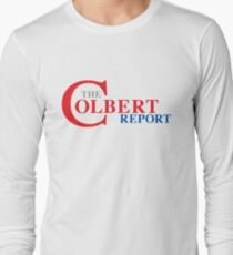 The Colbert Report Long Sleeve T-Shirt