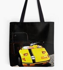 #24 GOcar Tote Bag