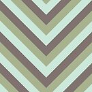 v lines - olive by beverlylefevre