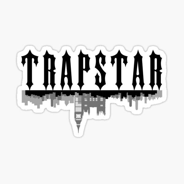 Trapstar Sticker