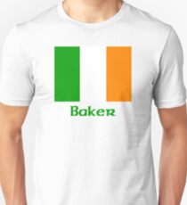 Baker Irish Flag T-Shirt
