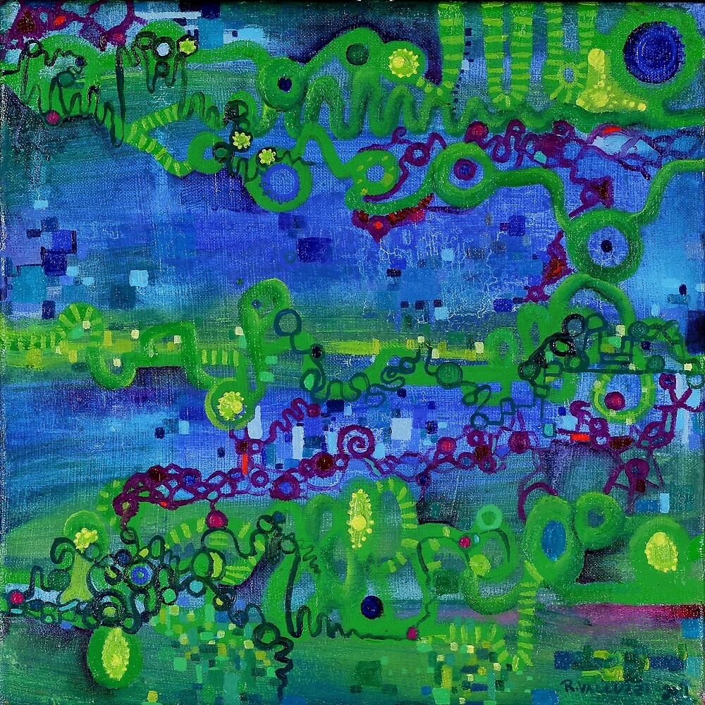 Green Function by Regina Valluzzi