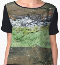 roundhay view Women's Chiffon Top
