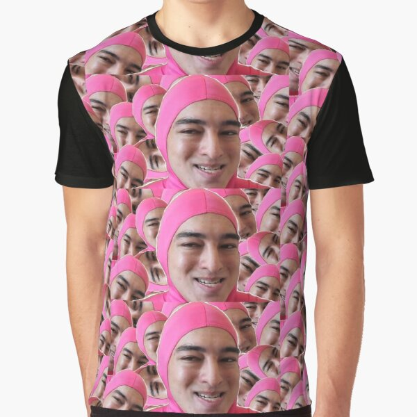Pink Guy @ FilthyFrank Graphic T-Shirt