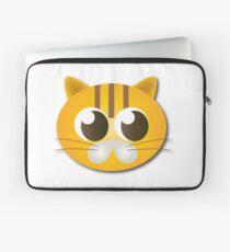 Cute cat graphics Laptop Sleeve