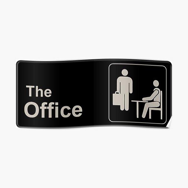 La oficina Póster