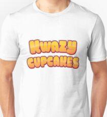Kwazy Cupcakes Unisex T-Shirt