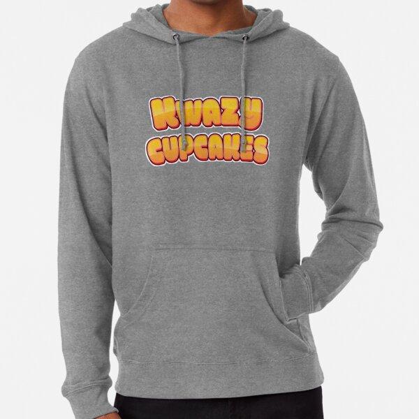 Kwazy Cupcakes Lightweight Hoodie