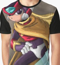 Cloaked Zero Graphic T-Shirt
