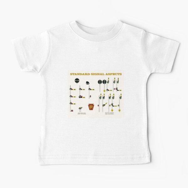 PRR Signal Standards Baby T-Shirt