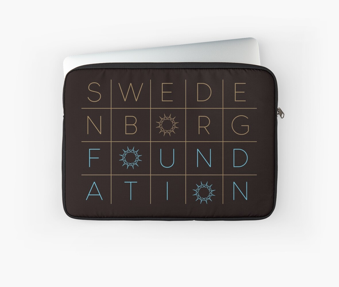"Swedenborg Foundation ""Grid Design"" 2 by Swedenborg Foundation"