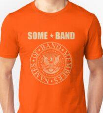 Some Band Parody  Unisex T-Shirt