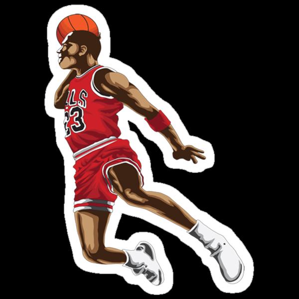 Michael Jordan by Dancas