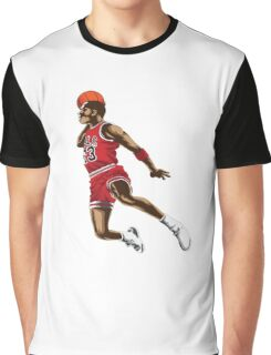Michael Jordan Graphic T-Shirt