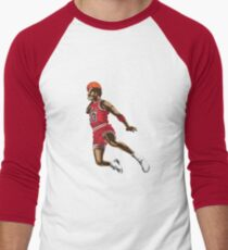 Michael Jordan Men's Baseball ¾ T-Shirt