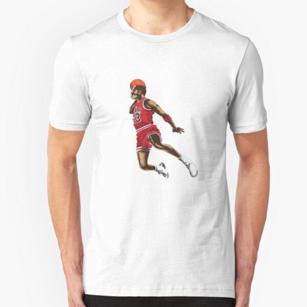 Michael Jordan Slim Fit T-Shirt