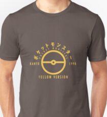 Pokemon Yellow Version T-Shirt