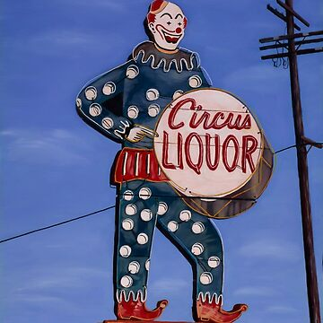 The famed Circus Liquor in Noho! by philsantos