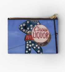 The famed Circus Liquor in Noho! Studio Pouch