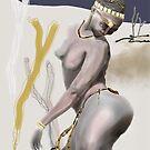 Dancer by Maraia