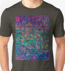 Grunge Painting Background Unisex T-Shirt