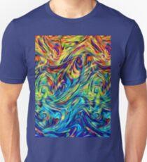 Fluid Colors Unisex T-Shirt