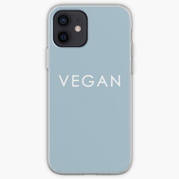 VEGAN!! iPhone Soft Case