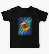 Coincidences Multicolor - Voronoi Kids Tee