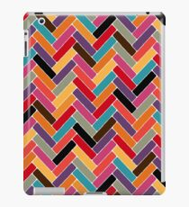 herringbone iPad Case/Skin