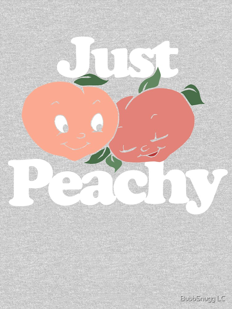 Just peachy by Boogiemonst
