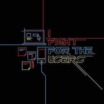 I fight for the users by karlos