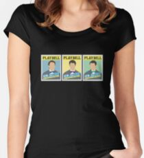 How to Succeed - Broadway Women's Fitted Scoop T-Shirt