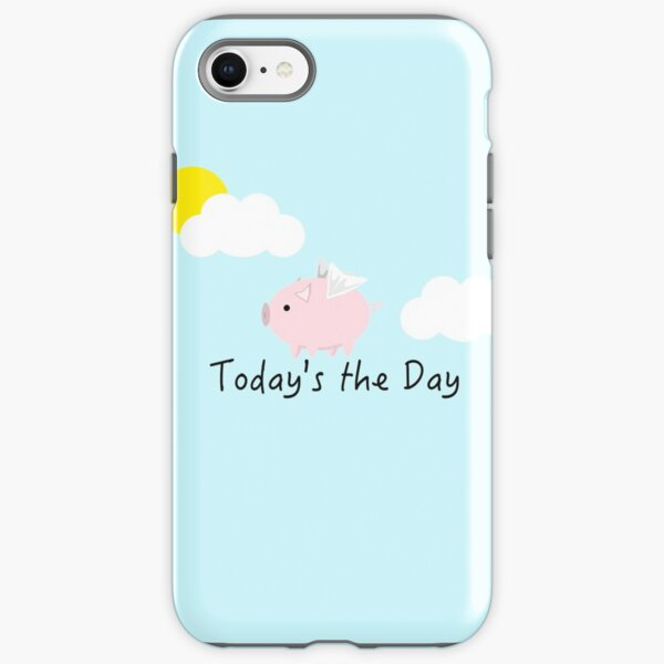 When Pigs Fly iPhone Tough Case