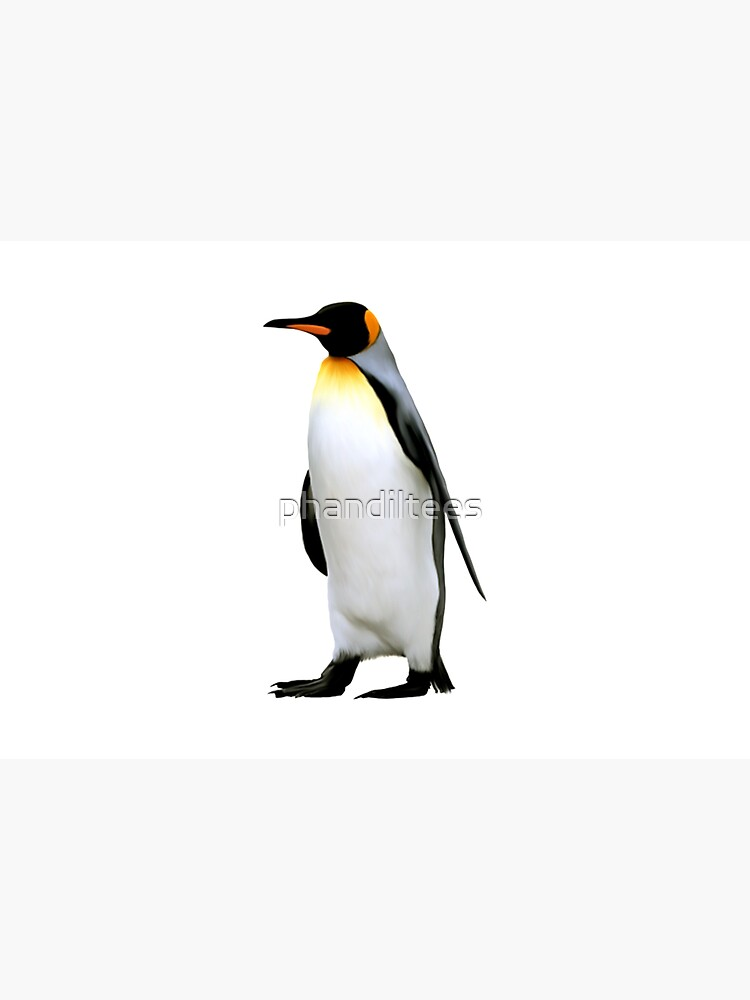 Penguin by phandiltees