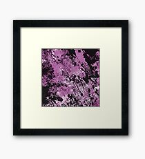 Abstract Texture Deux Framed Print