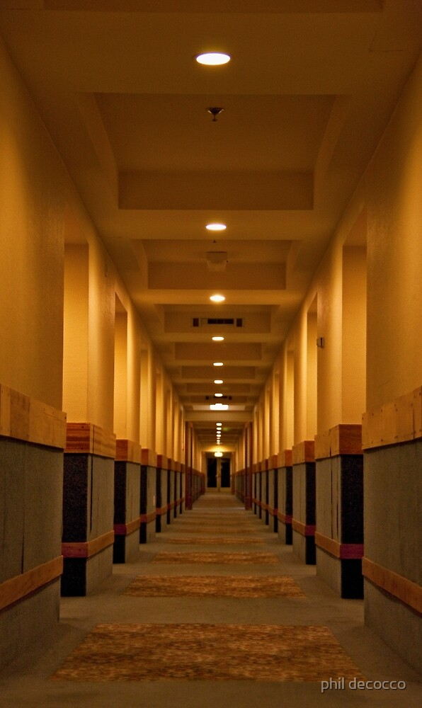 Hall Patterns by phil decocco