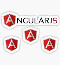 Angular.js Sticker