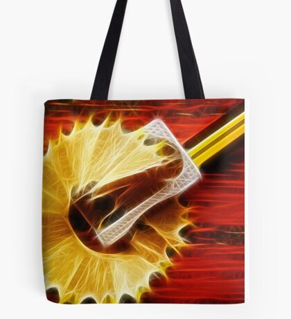 Sharpener Tote Bag
