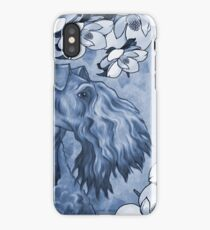 Very Kerry Blue iPhone Case