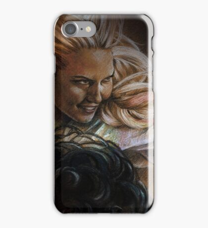 Light and Dark iPhone Case/Skin