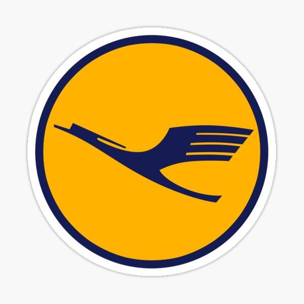 Lufthansa Logo Emblem Sticker