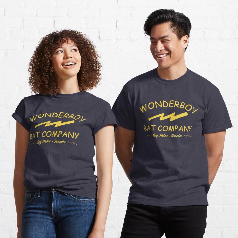 Vintage Wonderboy Bat Company - Professional Graphics Classic T-Shirt