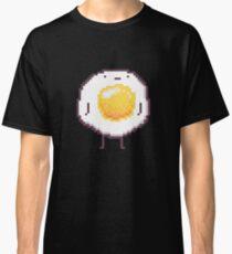 Standing Egg Pixel  Classic T-Shirt