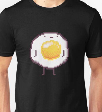 Standing Egg Pixel  Unisex T-Shirt
