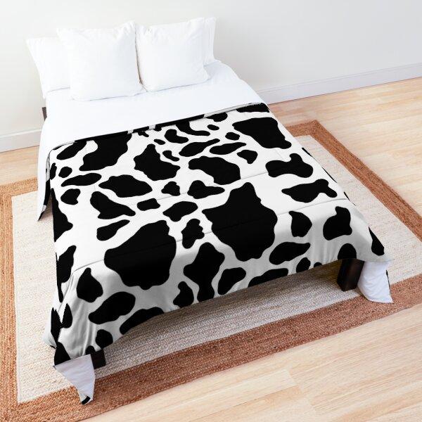 CowPrint Pattern Comforter