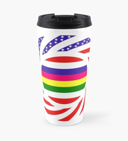 Korean American Multinational Patriot Flag Series 2.0 Travel Mug