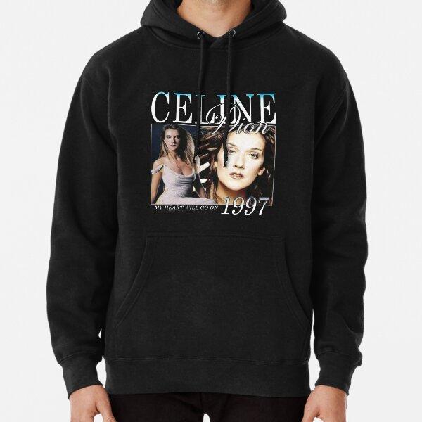 Céline Dion Sweat à capuche épais